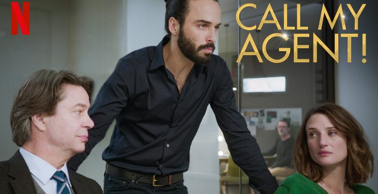 Call My Agent! Season 5 Cancelled on Netflix