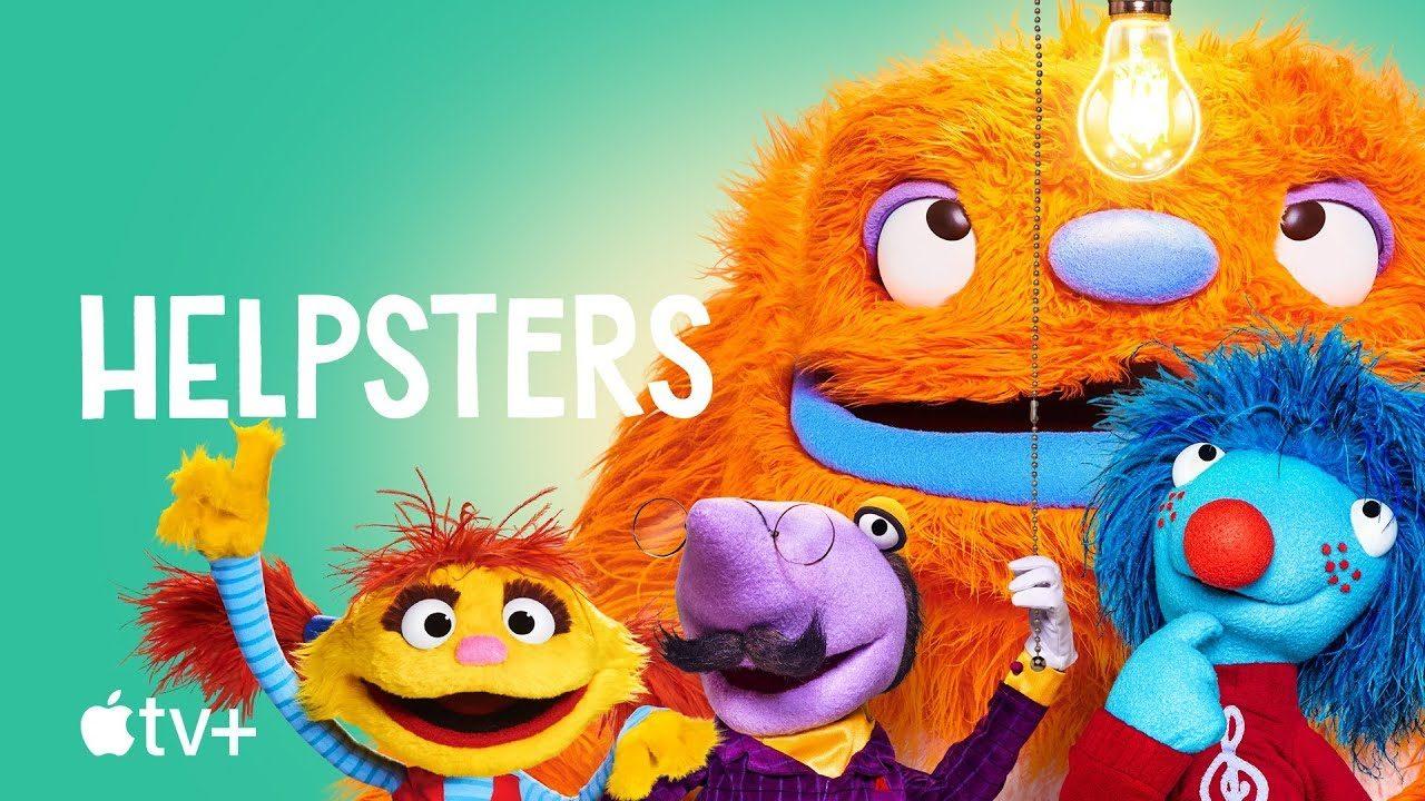 Helpsters on Apple TV+