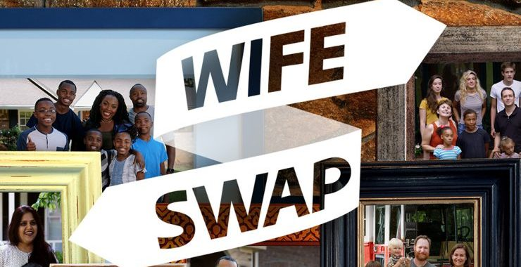 Wife Swap on Paramount Network