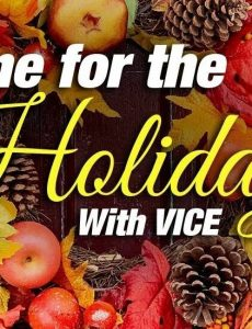 Home for the Holidays With Vice