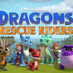 Dragons Rescue Riders: Heroes of the Sky