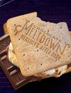 Chocolate Meltdown: Hershey's After Dark